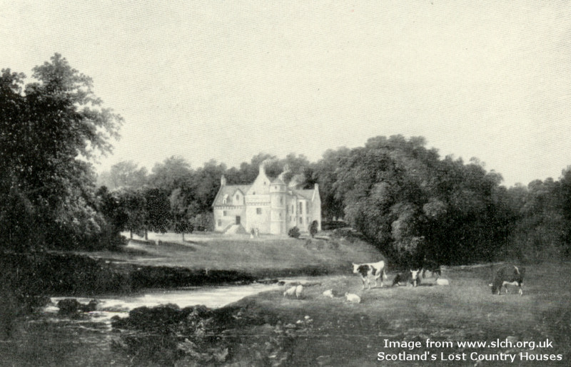 Scotland's Lost Country Houses